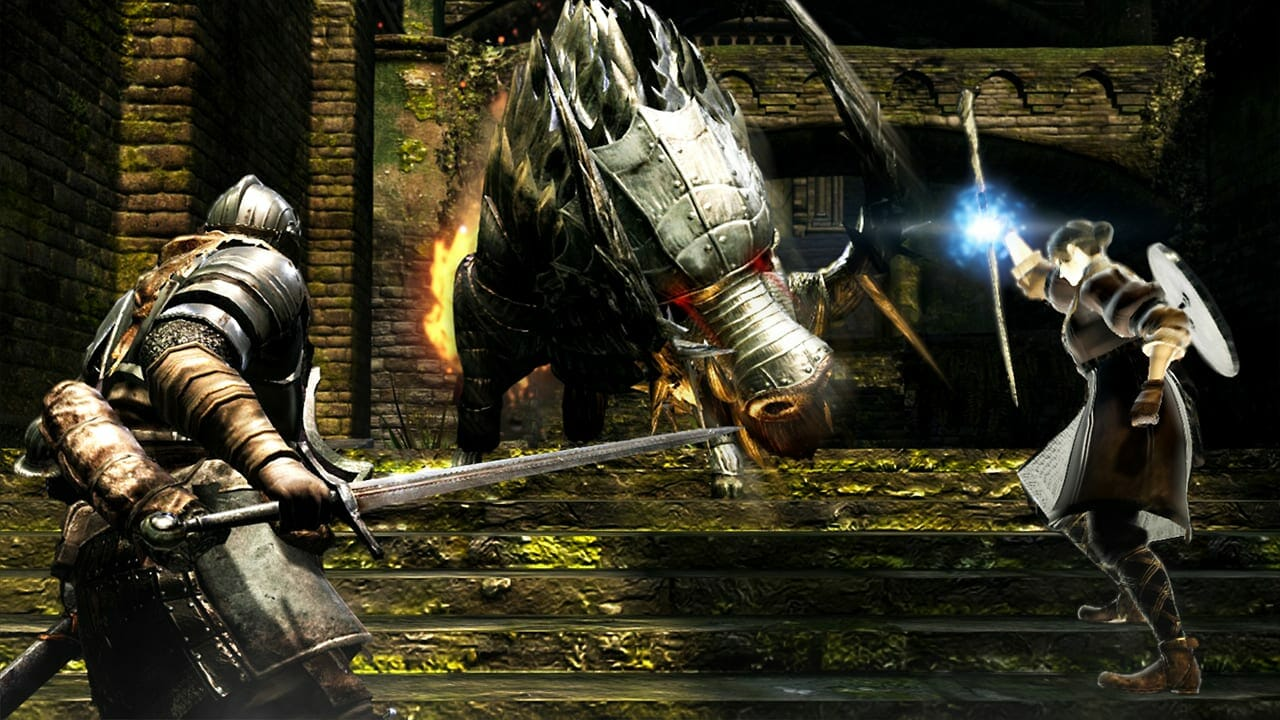 Dark Souls Remastered Network Test Client now available to download