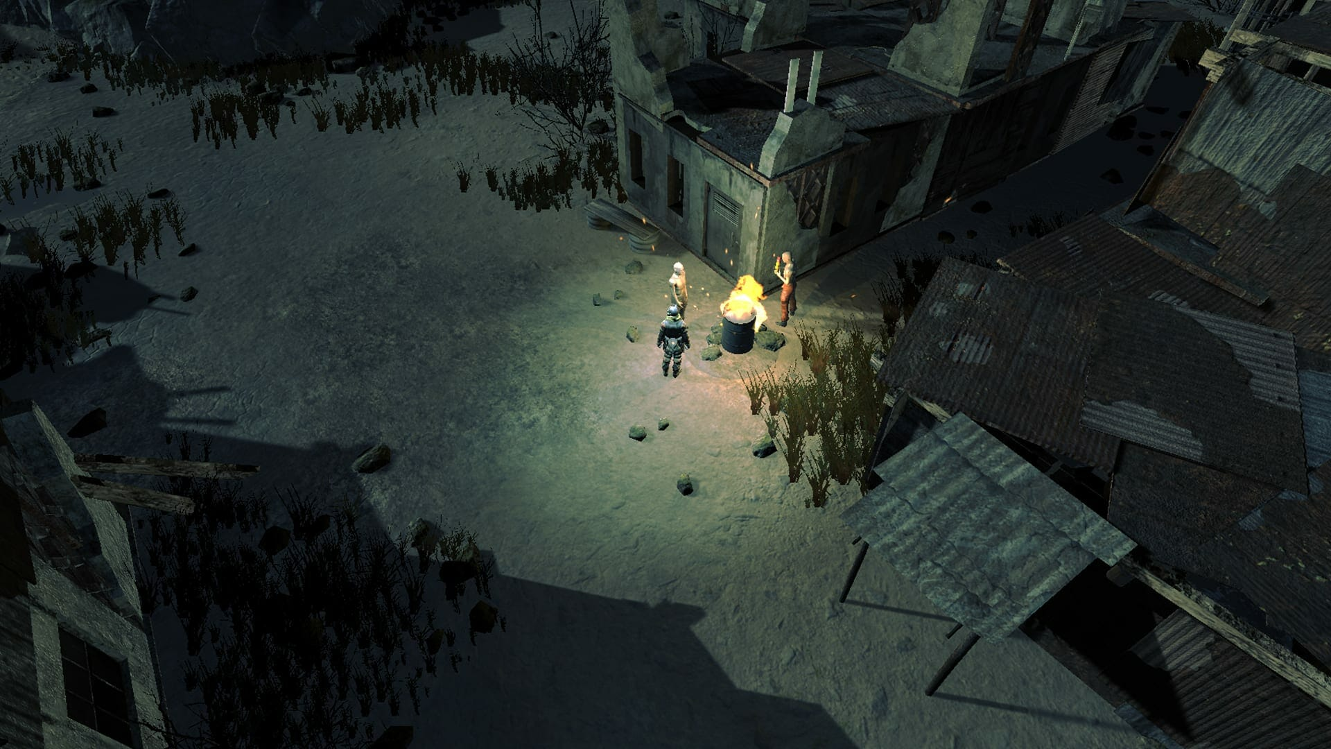 Encased Screenshot 4 - Dark Crystal Games Announces Encased RPG Game