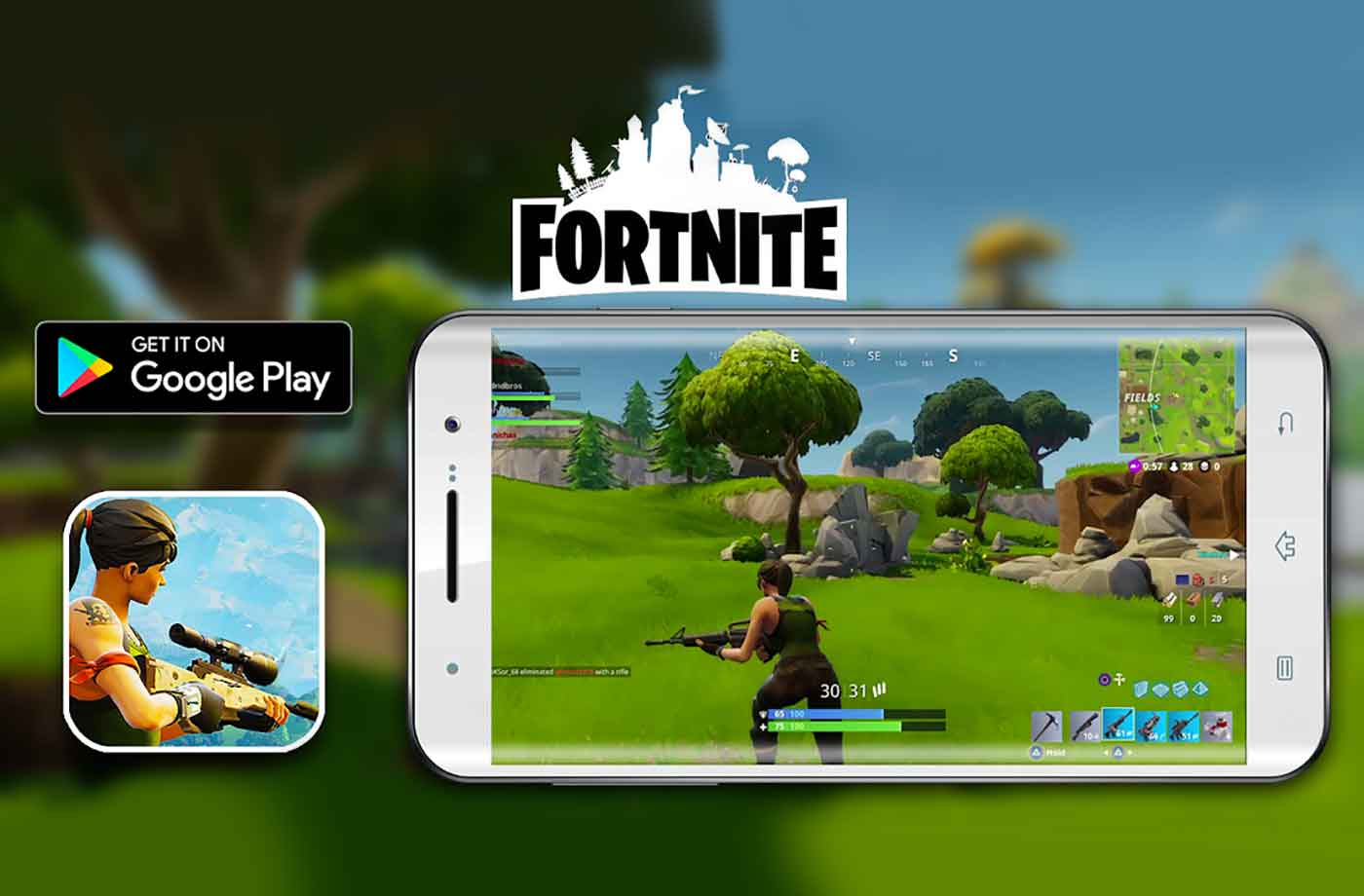 fortnite android game download apk