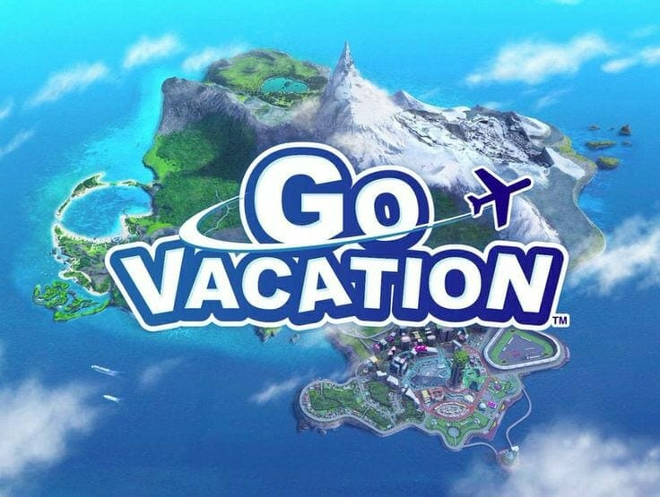 Go Vacation for Nintendo Switch Release Date