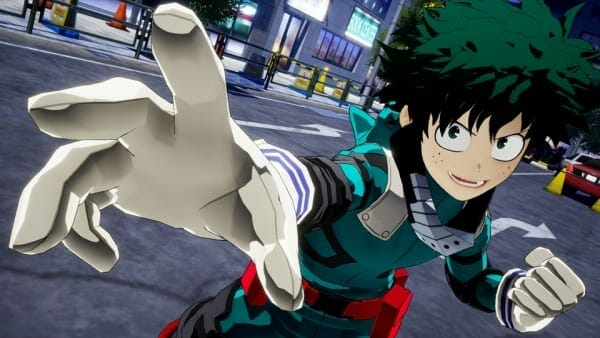 My Hero Academia: One's Justice Release Date