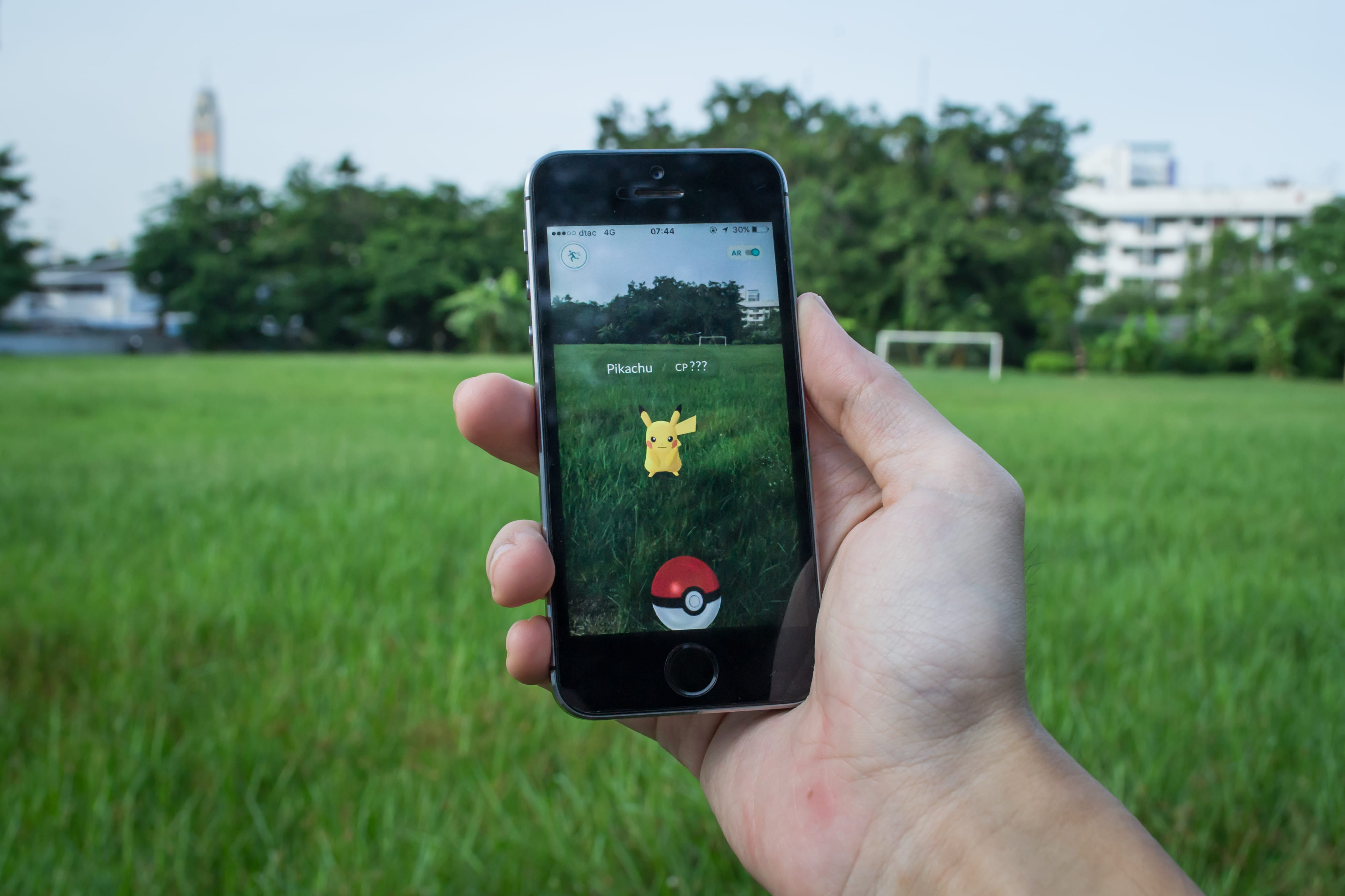 Pokemon Go 1 - Download and Install Pokémon GO 0.103.3 APK for Android