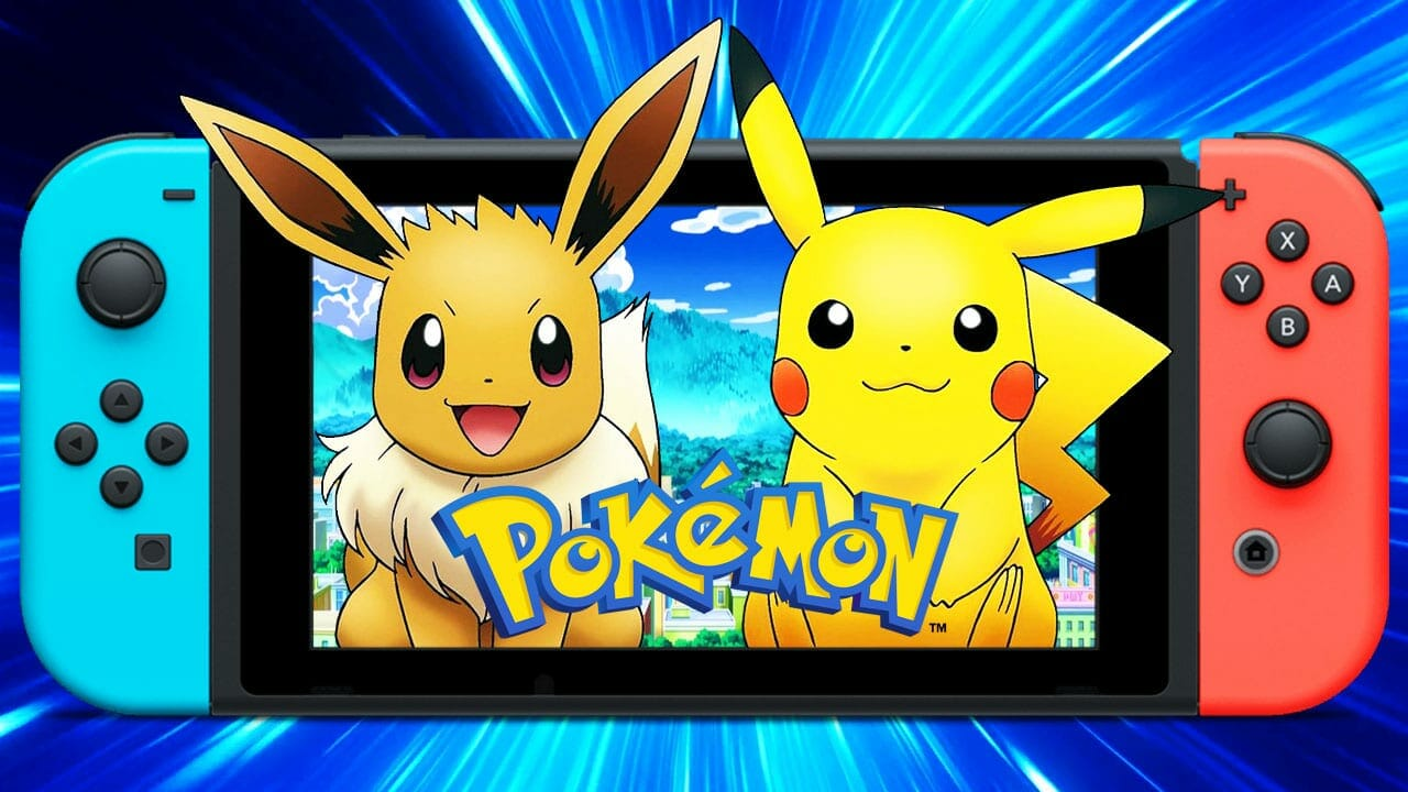Pokemon Let's Go Pikachu & Pokemon Let's Go Eevee Domain Names Registered