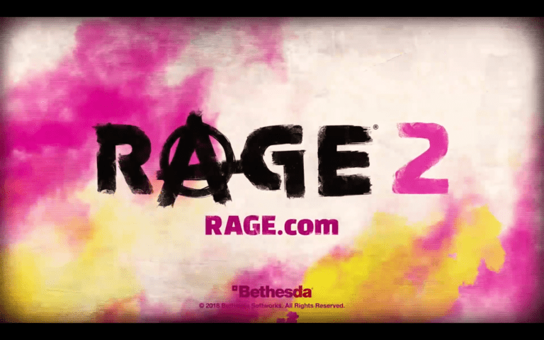 Rage 2 Trailer Leaked