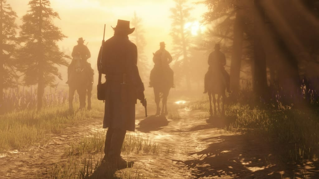 Red Dead Redemption 2 4K Texture Pack