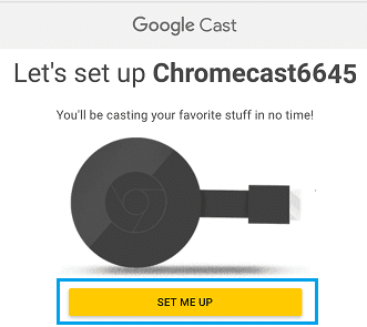 install chromecast on windows 10