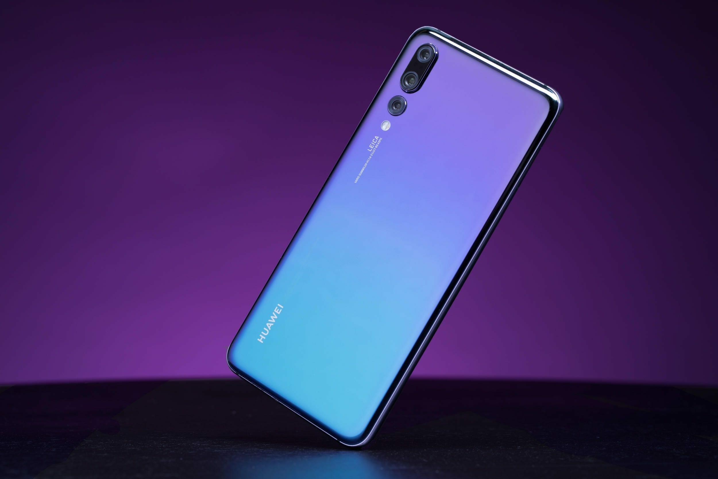 The Huawei P20 Pro
