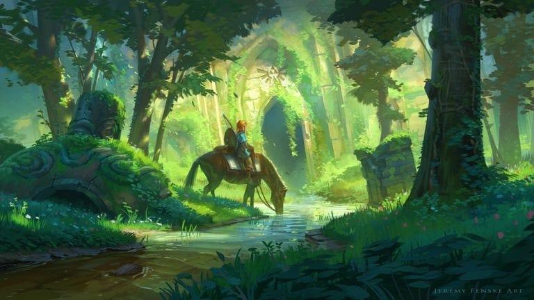 The Legend of Zelda: Botw On Cemu 1.12.0