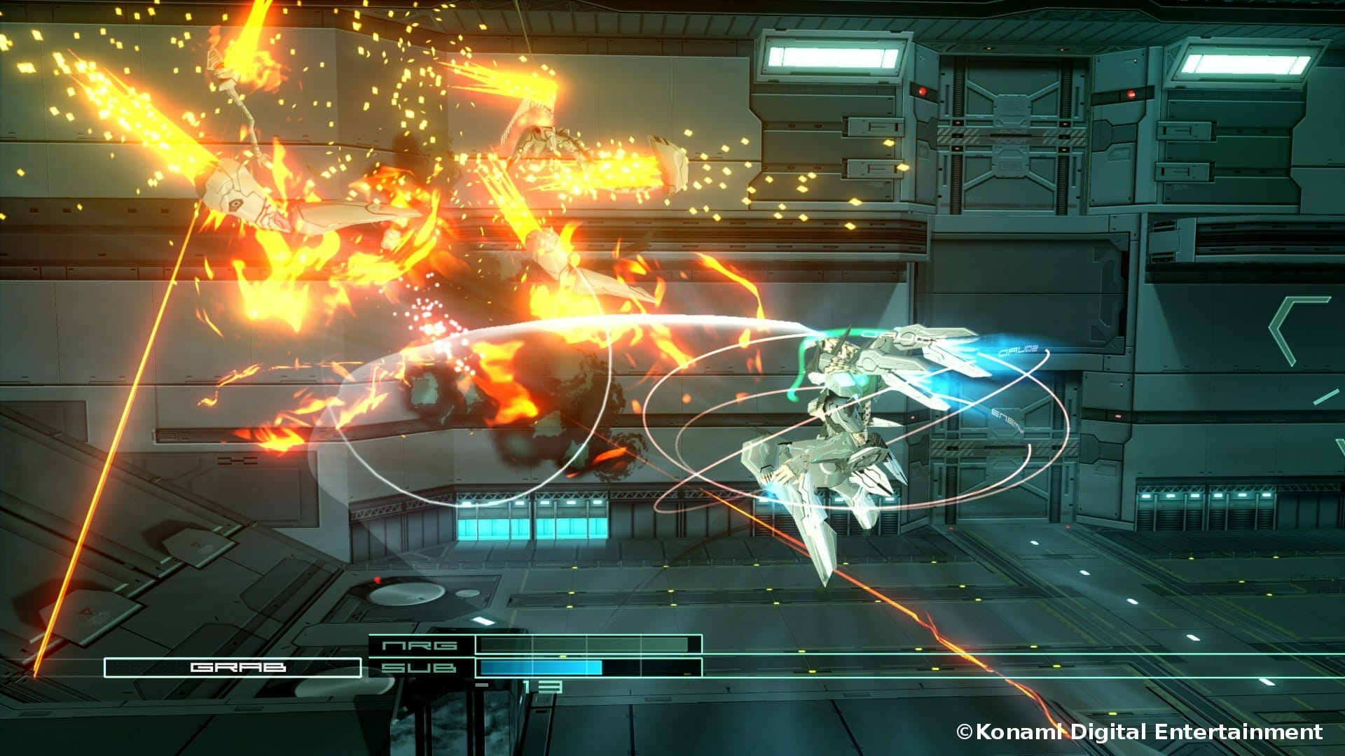 ZONE OF THE ENDERS: THE 2ND RUNNER - M∀RS Introduction Trailer