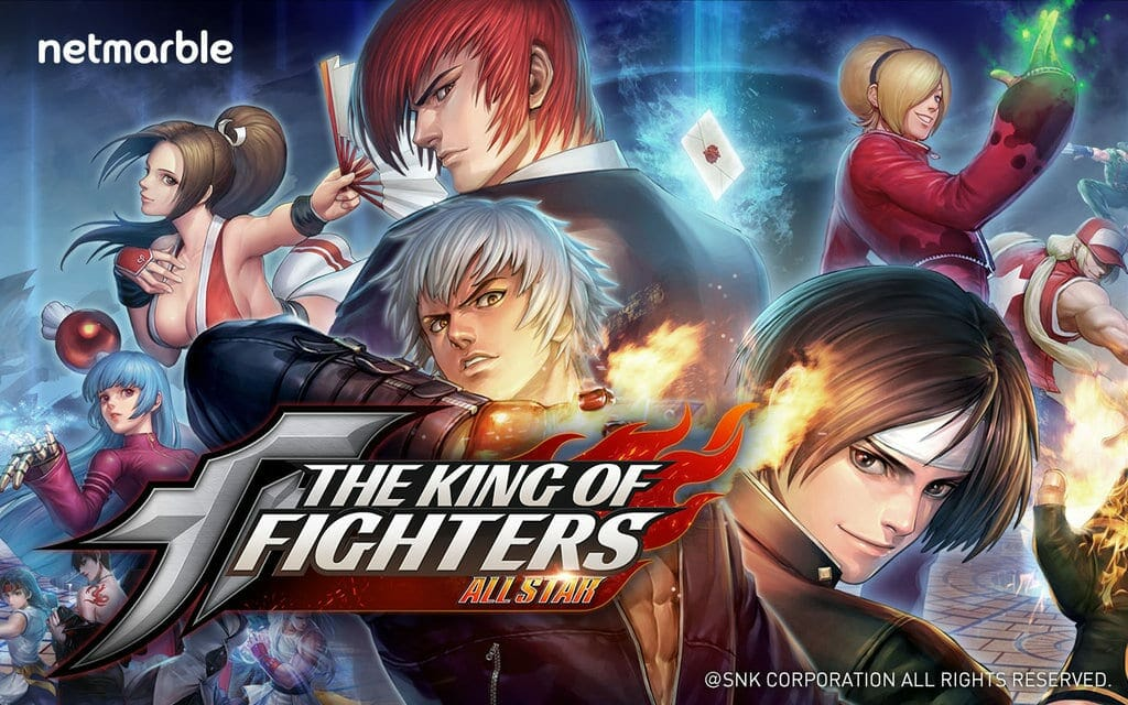 The kin of fighters all-star