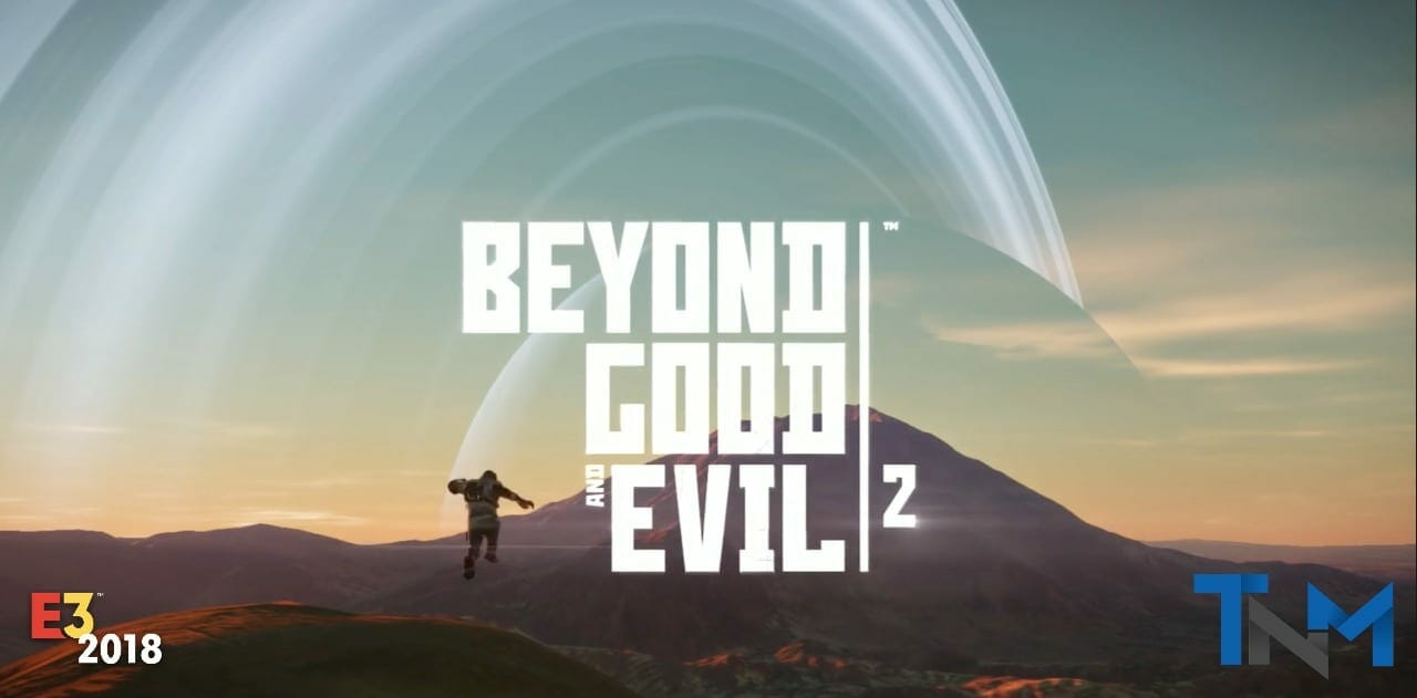 Beyond Good and Evil 2 Gameplay E3 2018