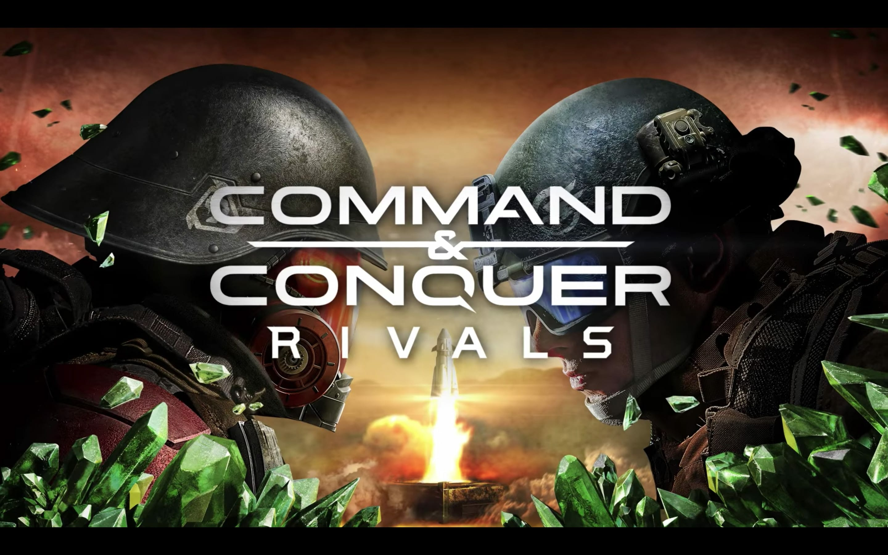 Command And Conquer Rivals APK