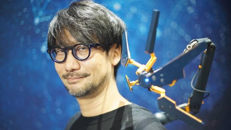 Kojima at The Game Awards 2018