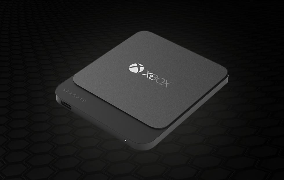 Seagate Game Drive Ssd For Xbox Announced Price And