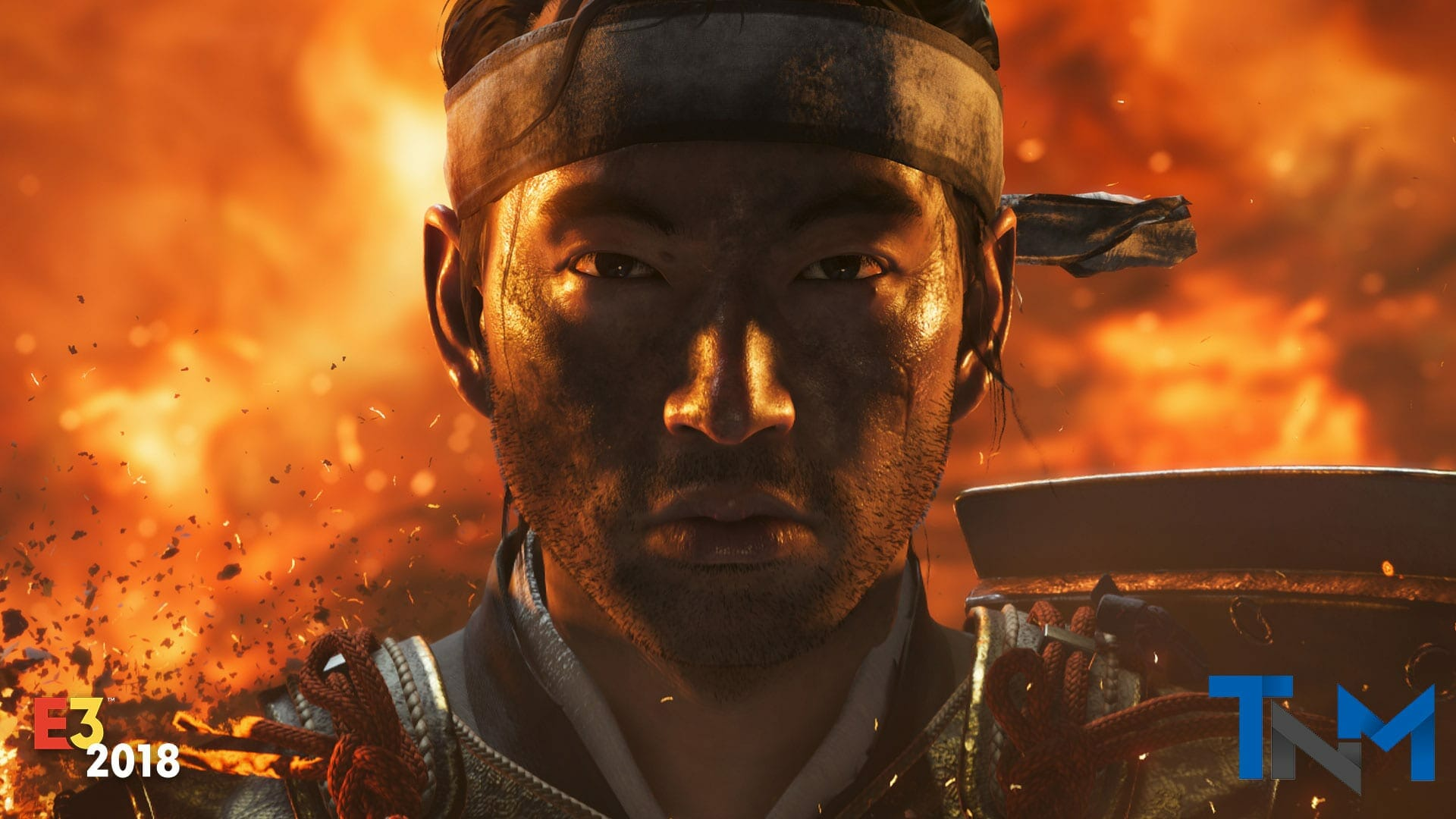 Ghosts of Tsushima Gameplay E3 2018 Trailer