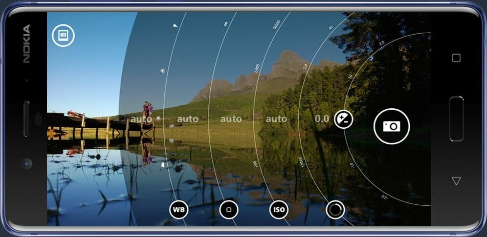 Nokia Camera with Pro Camera Mode