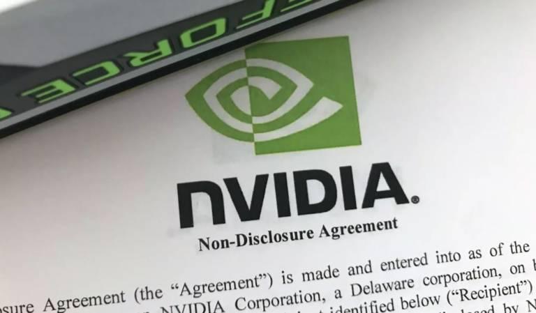 Nvidia NDA Leaked Online