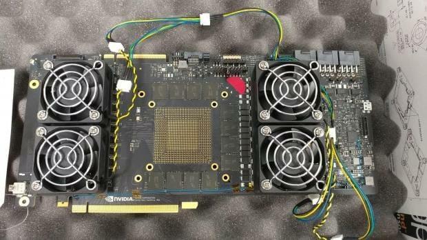 Nvidia Turing GTX 1180 GDDR6