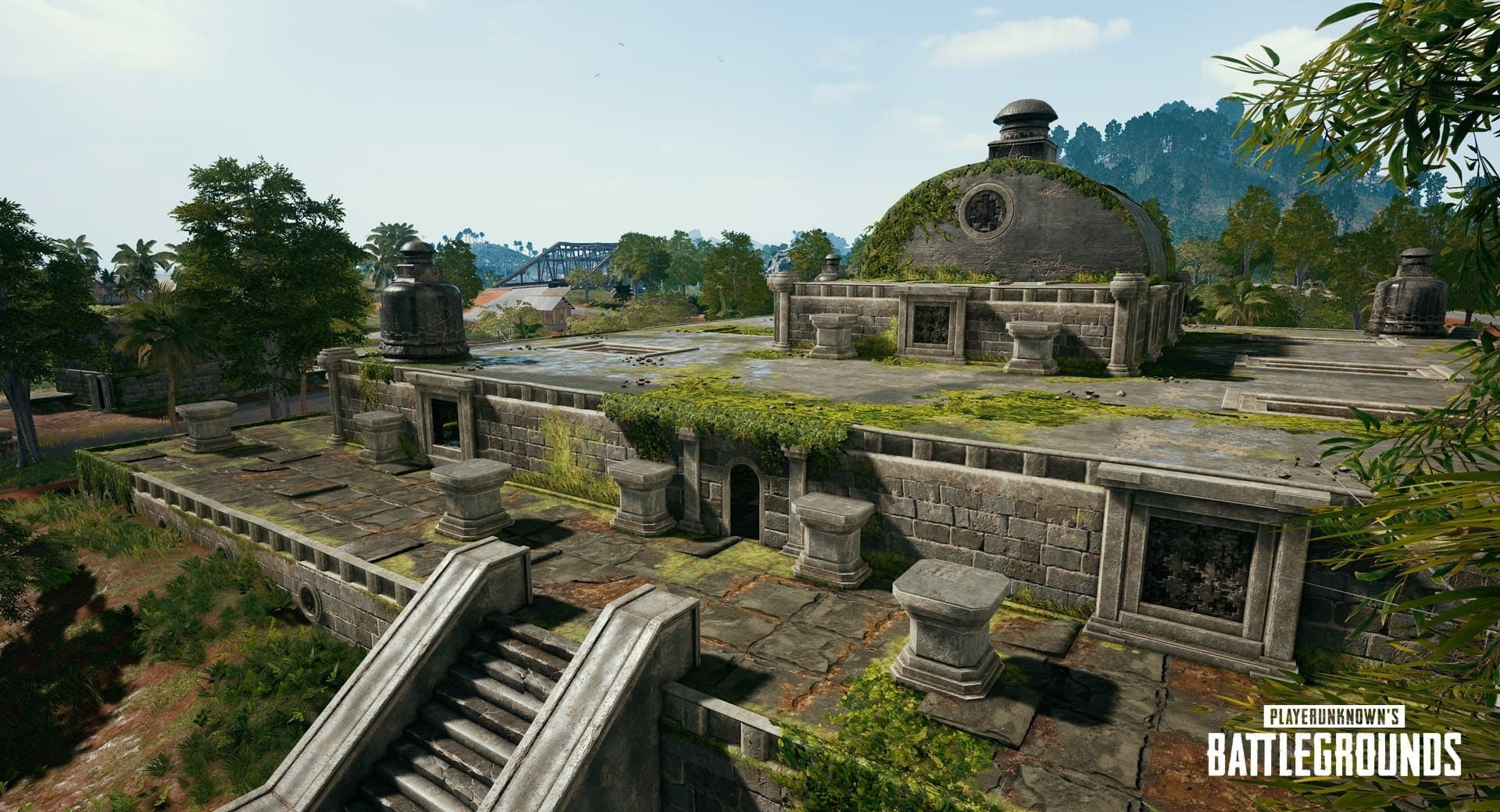 PUBG PC Sanhok Update Brings New Map And Gun, Patch Notes