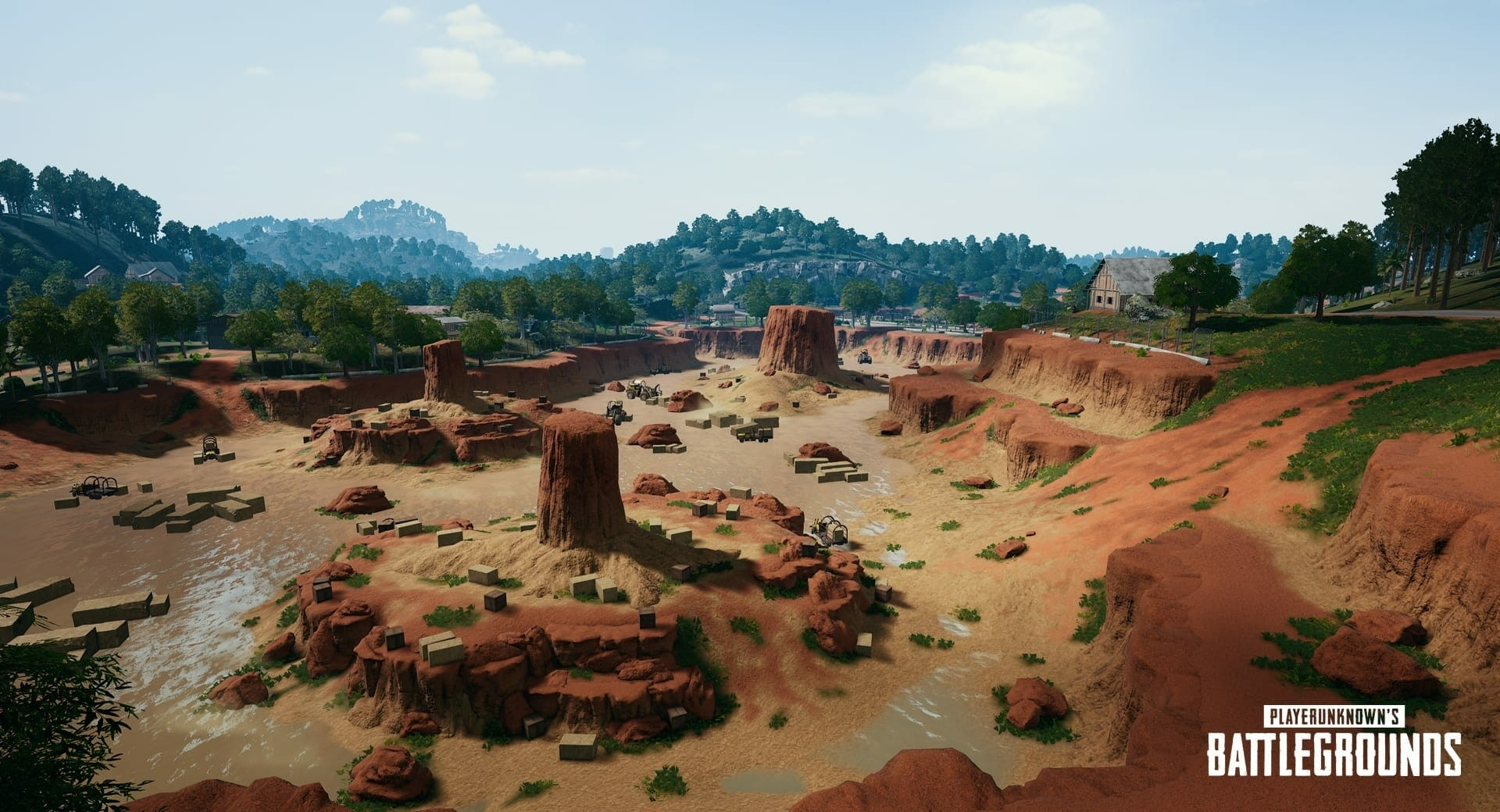 Pubg Update Pc Wallpaper: PUBG PC Sanhok Update Brings New Map And Gun, Patch Notes
