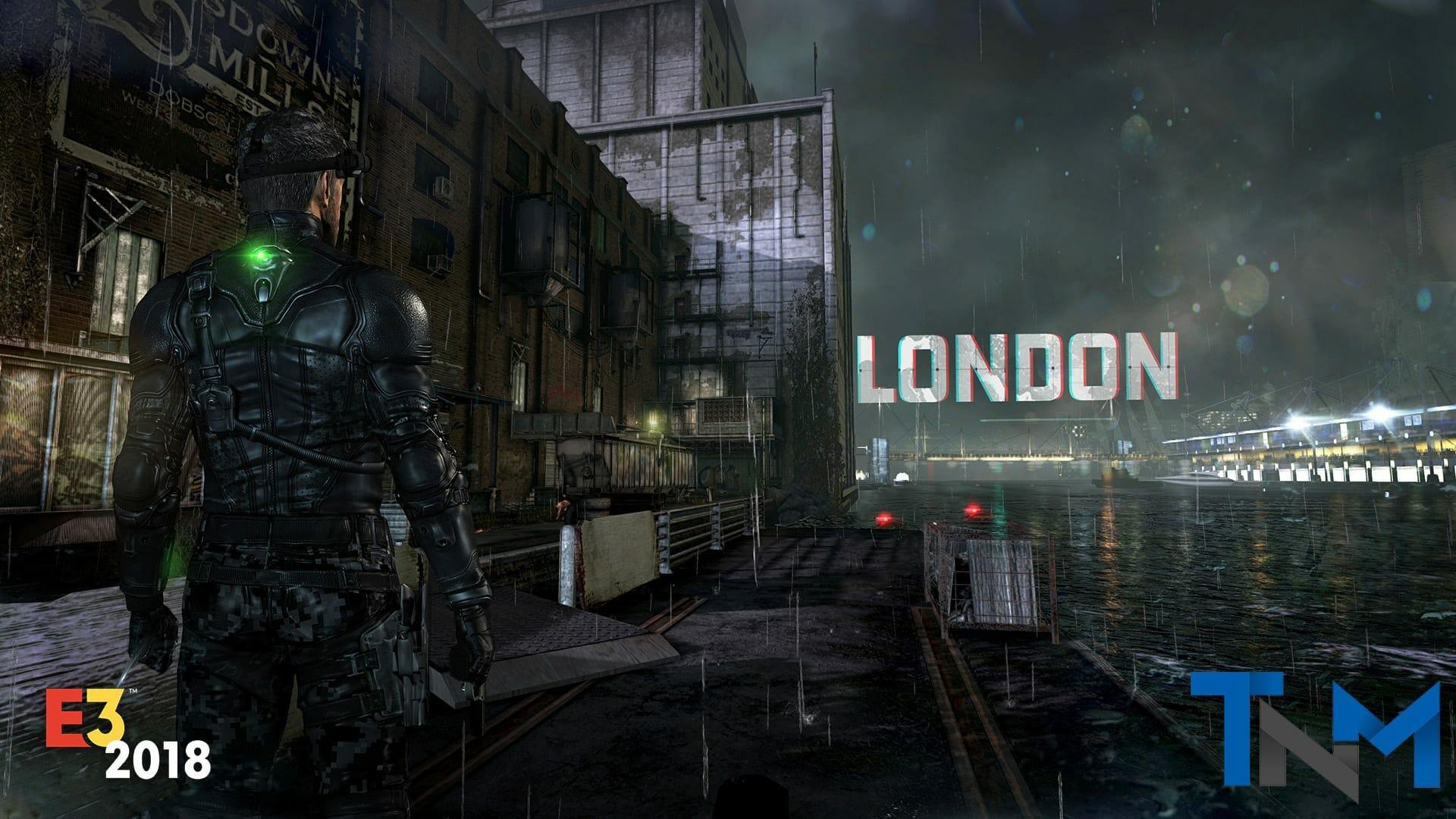 Splinter Cell 2018 Gameplay E3 2018