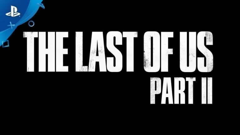 The Last of Us Part 2 2018