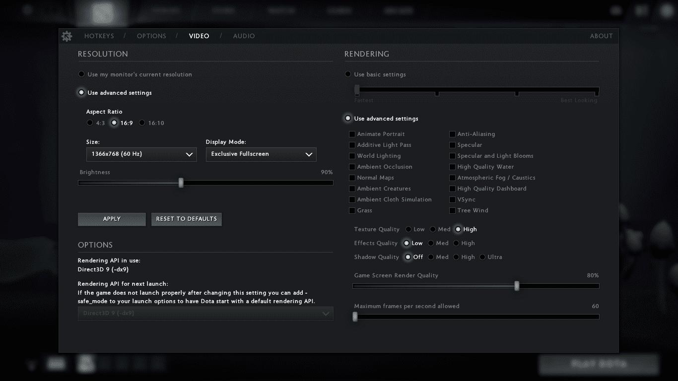 How to tweak settings to fix FPS lag in Dota 2 | TheNerdMag