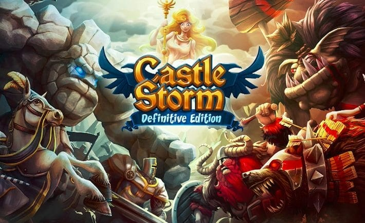 CastleStorm for Nintendo Switch