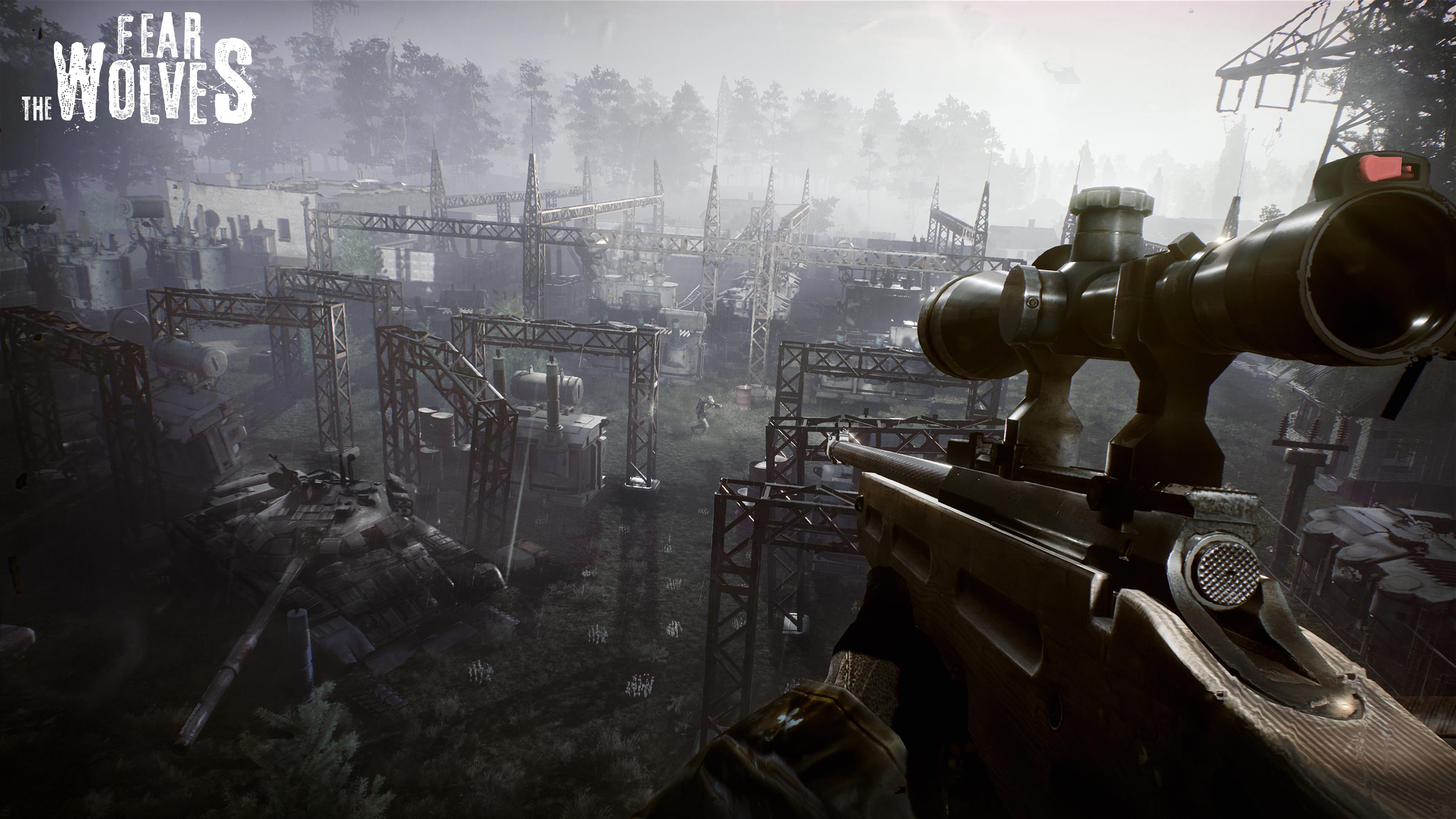 Fear The Wolves Second Update Patch