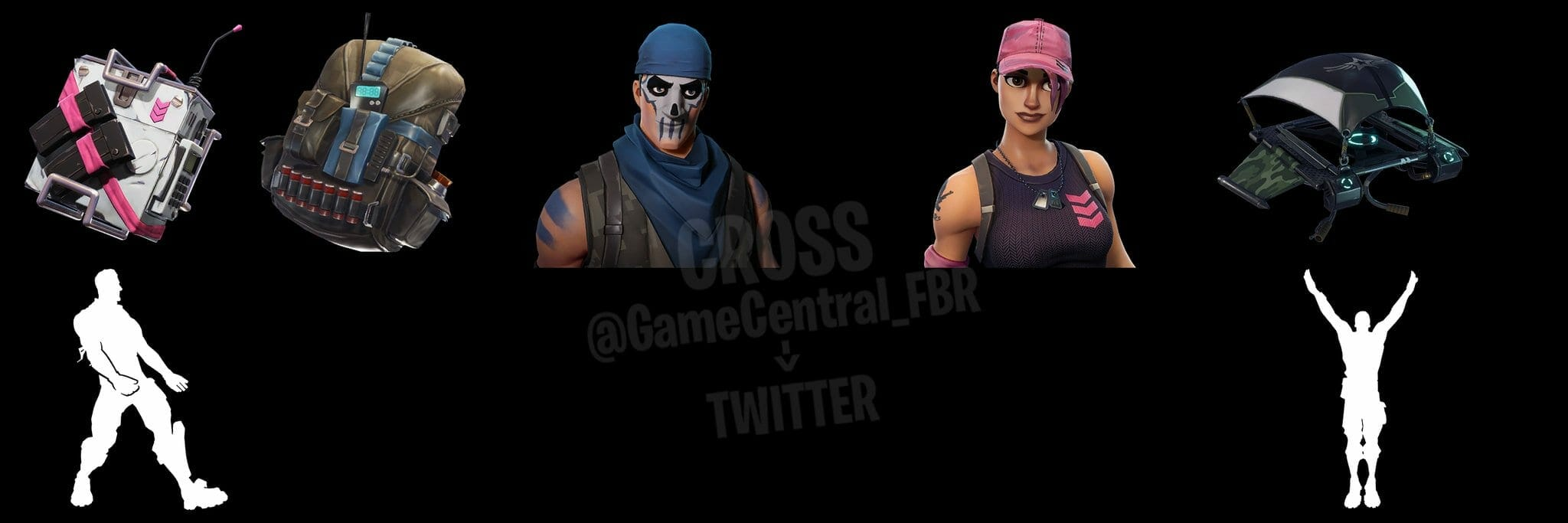 Rumor Fortnite Skins Leaked Will Be Rewarded To Save The
