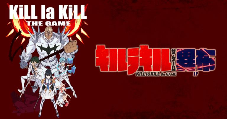 Kill la kill the game if