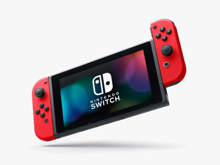VR Mode found in the Nintendo Switch