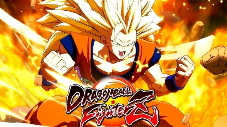 Switch Dragon Ball FighterZ