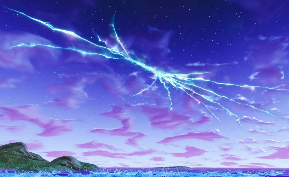 Sky Cracked