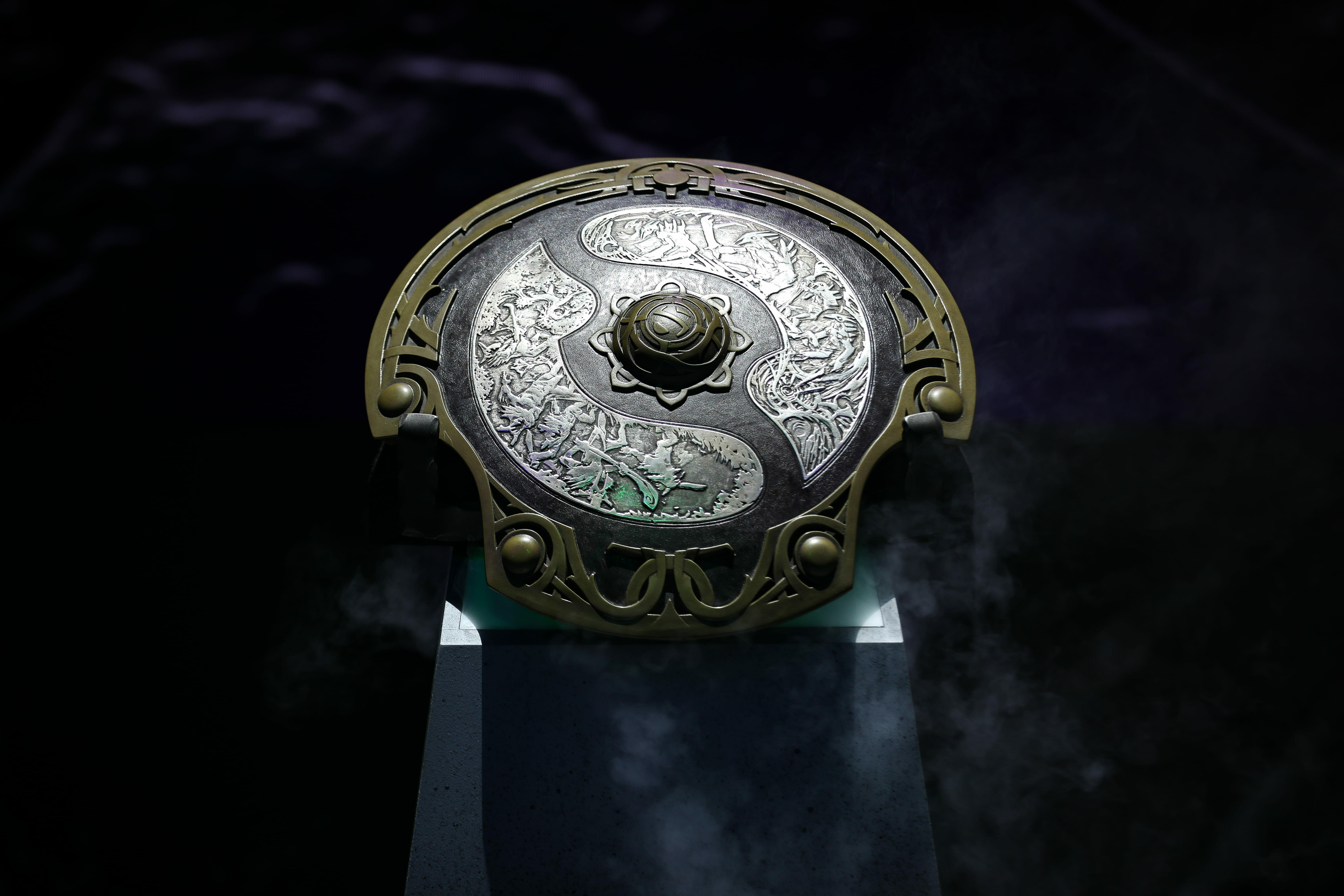 Dota 2 Aegis of Champions