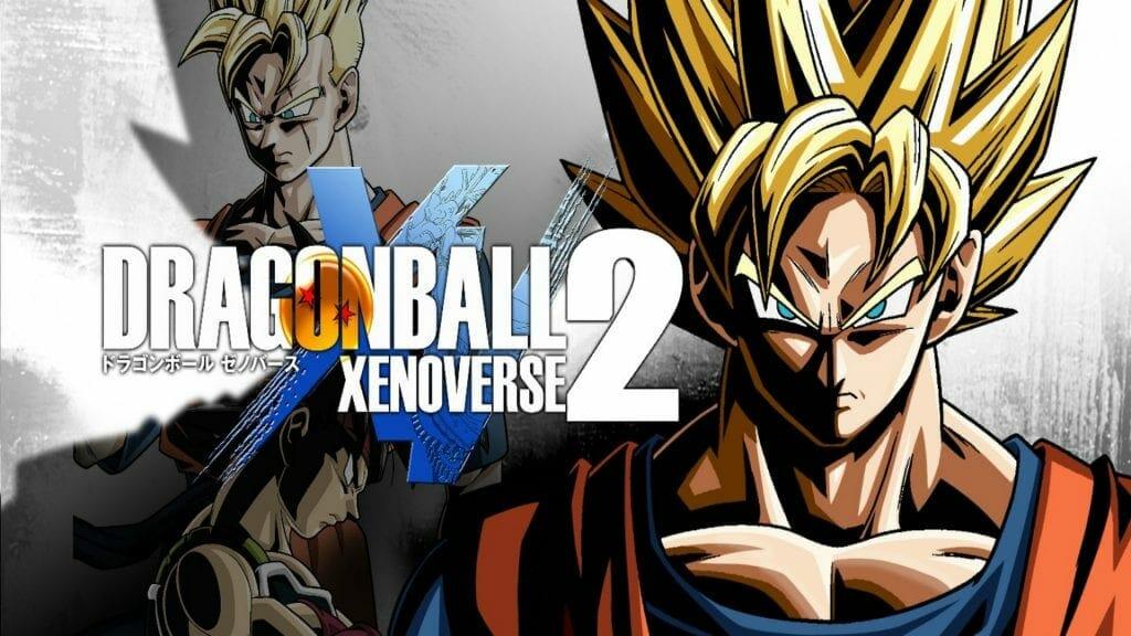 Dragon Ball Xenoverse 2 Broly DLC