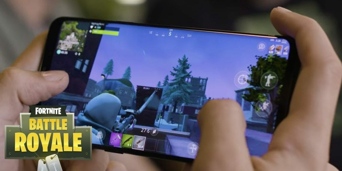 download fortnite mobile for android