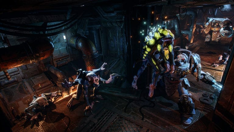 Space Hulk: Tactics for PC Beta Release Date