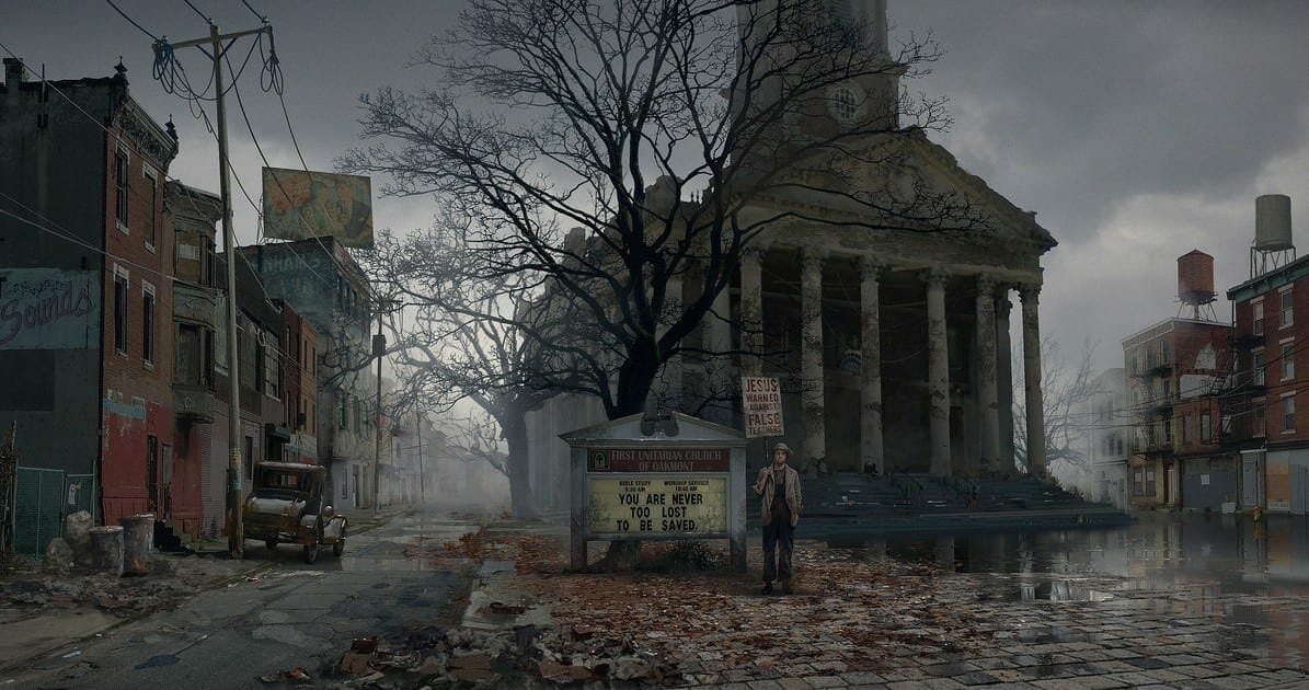 The Sinking City Gameplay Demo
