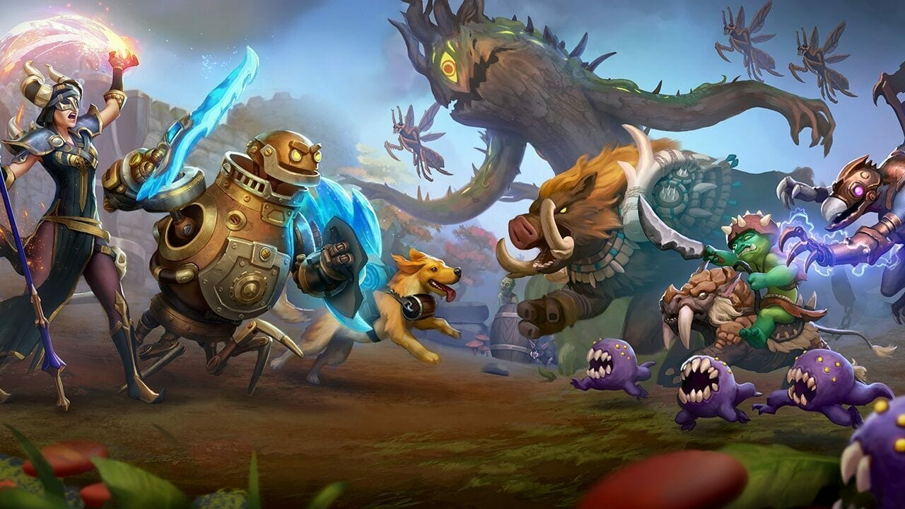 Torchlight series returns with shared-world action-RPG Torchlight Frontiers