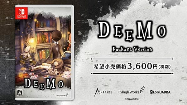 Deemo for Nintendo Switch