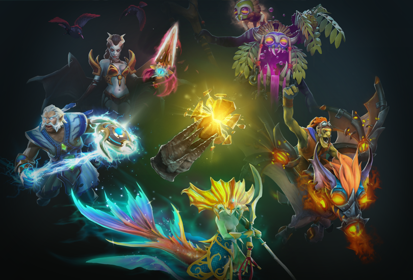 Dota 2 Immortal Items And Player Cards Released: Dota 2 Immortal Treasure III For The International 2018