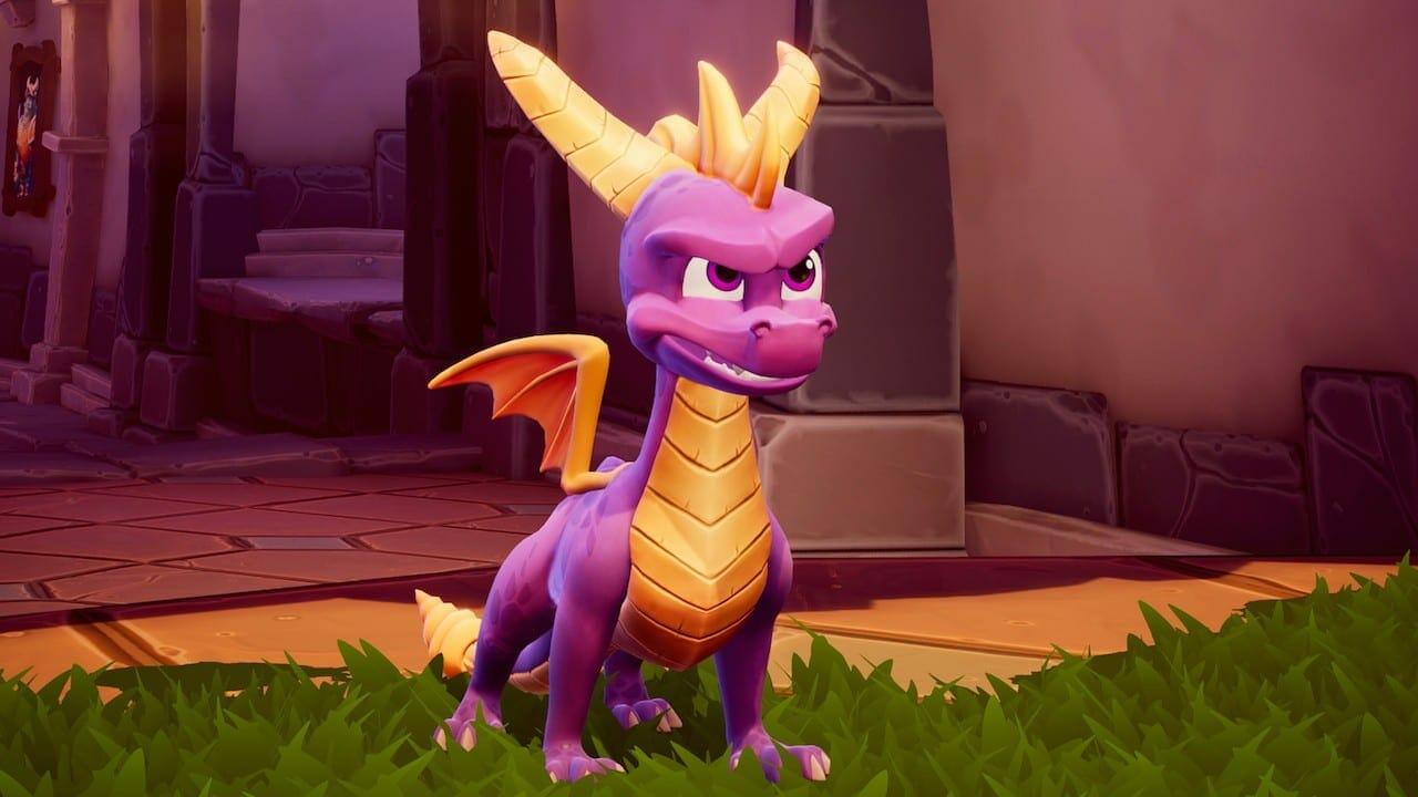 spyro the dragon 3 screenshot 3