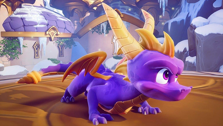 Spyro The Dragon 3 Screenshot