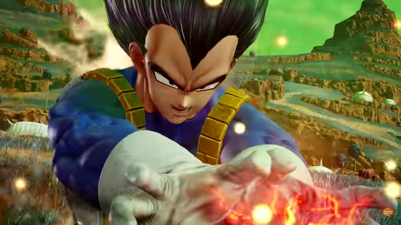 Vegeta and Sabo for Jump Force