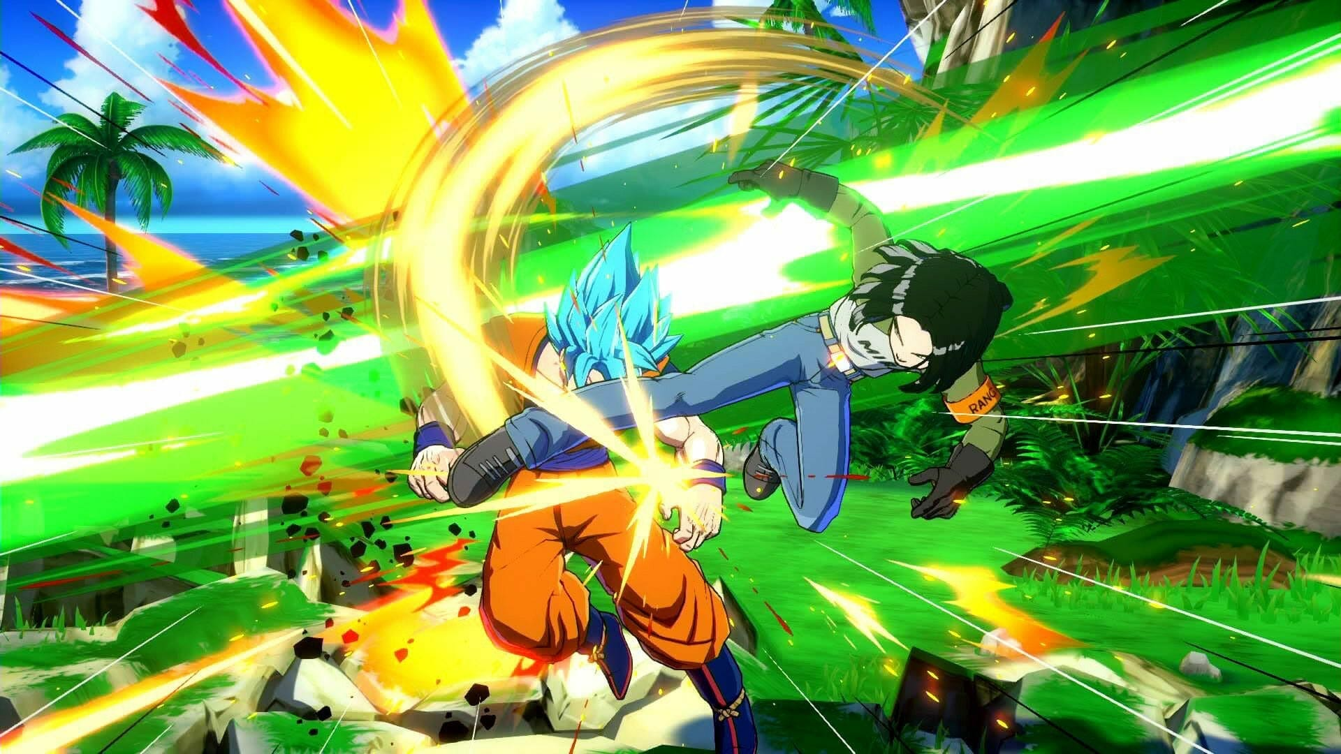 Android 17 and Cooler for Dragon Ball FighterZ