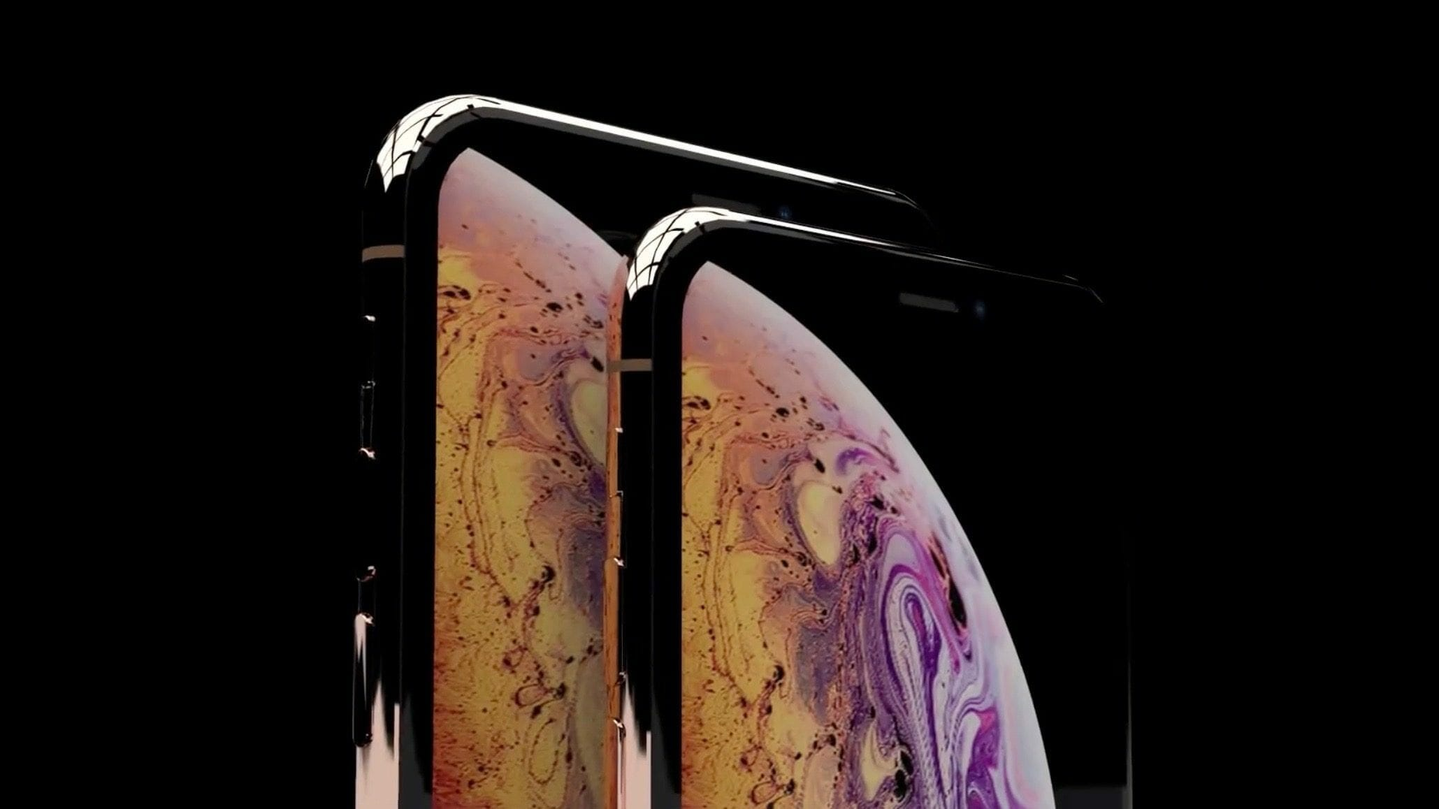 Apple iPhone Xs, XR Specifications Gold