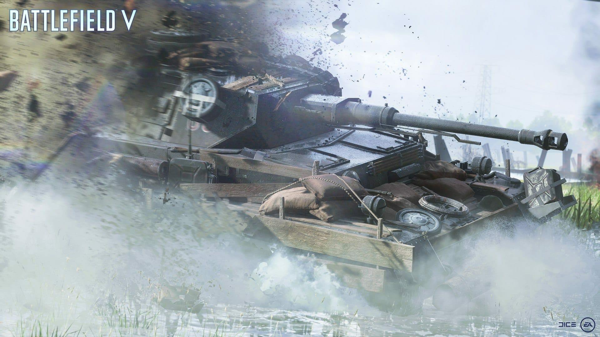 battlefield 5 OST