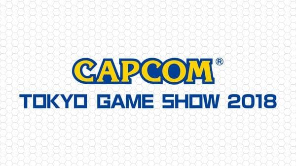 Capcom TGS 2018 lineup