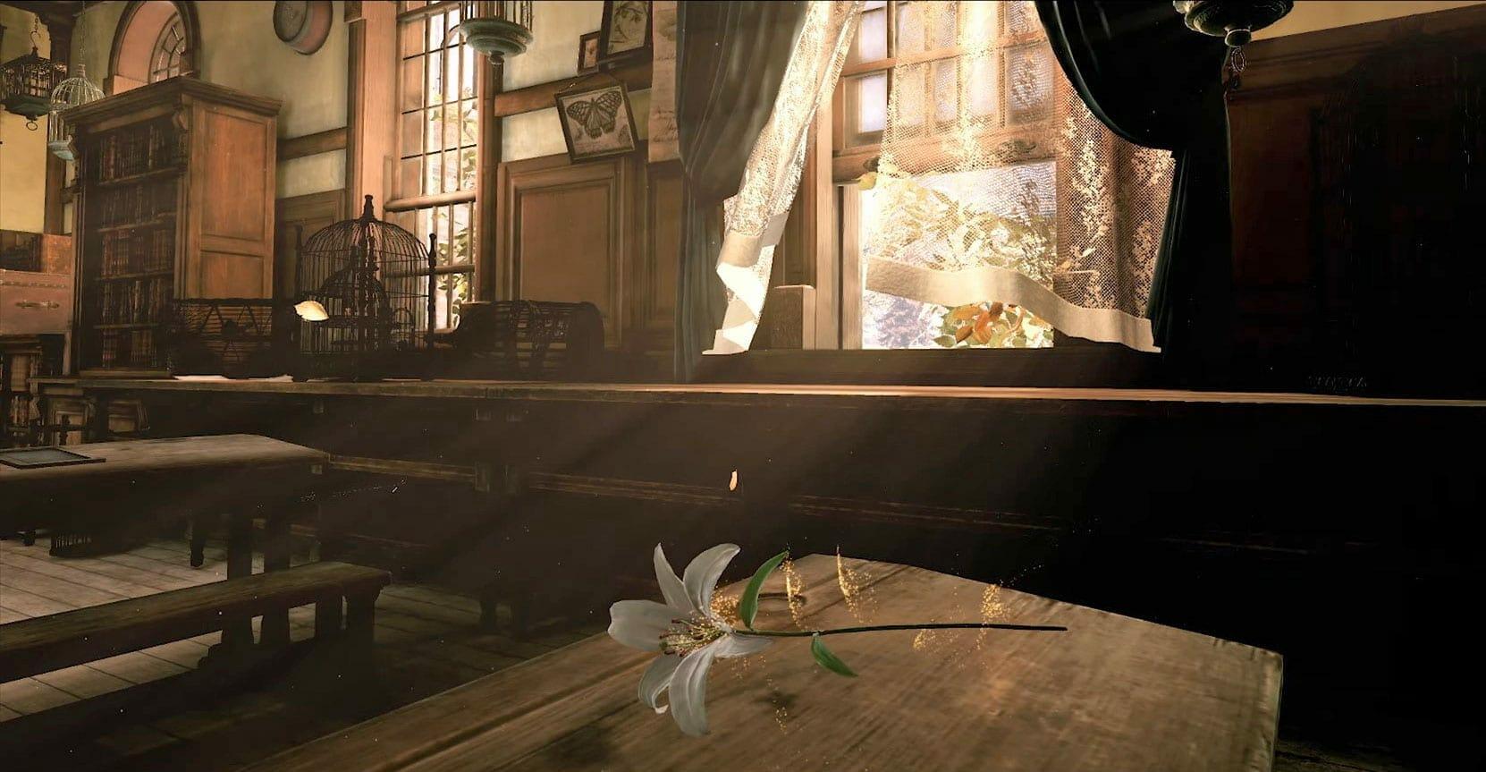 Déraciné for PSVR Release Date